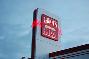 Griot's Garage, Tacoma, WA