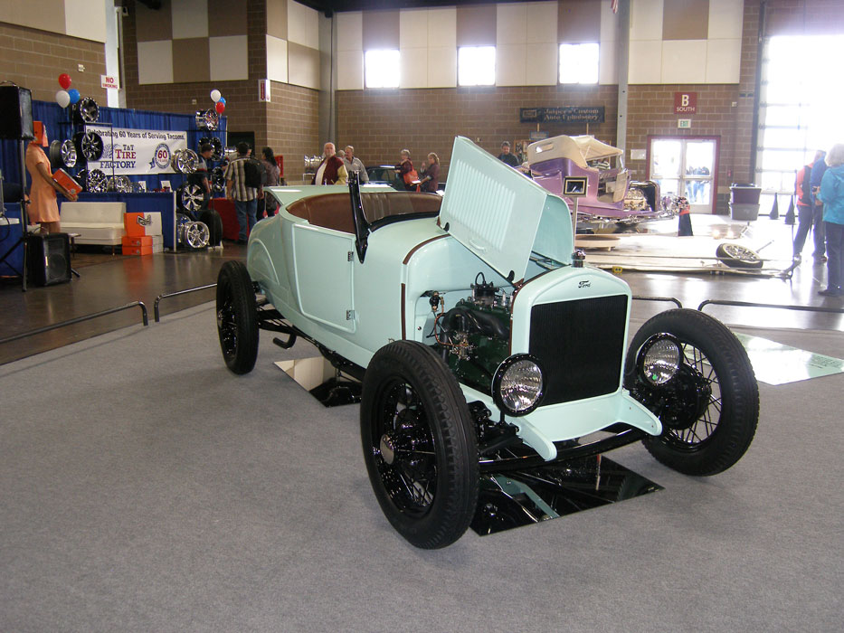 1927 T Roadster - Dawn & Dustin Smith