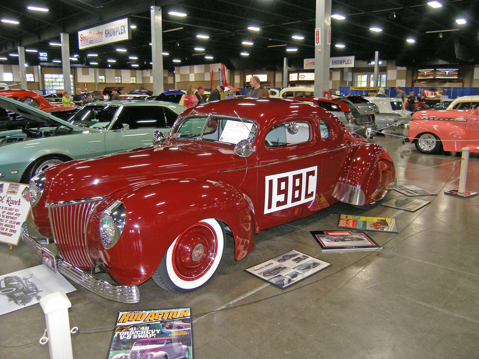 1939 Ford - Don Richardson
