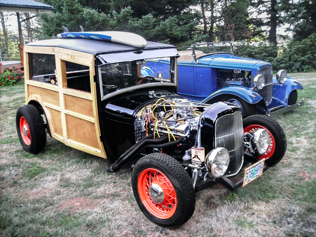 1929-Model-A-Woodie-Wagon