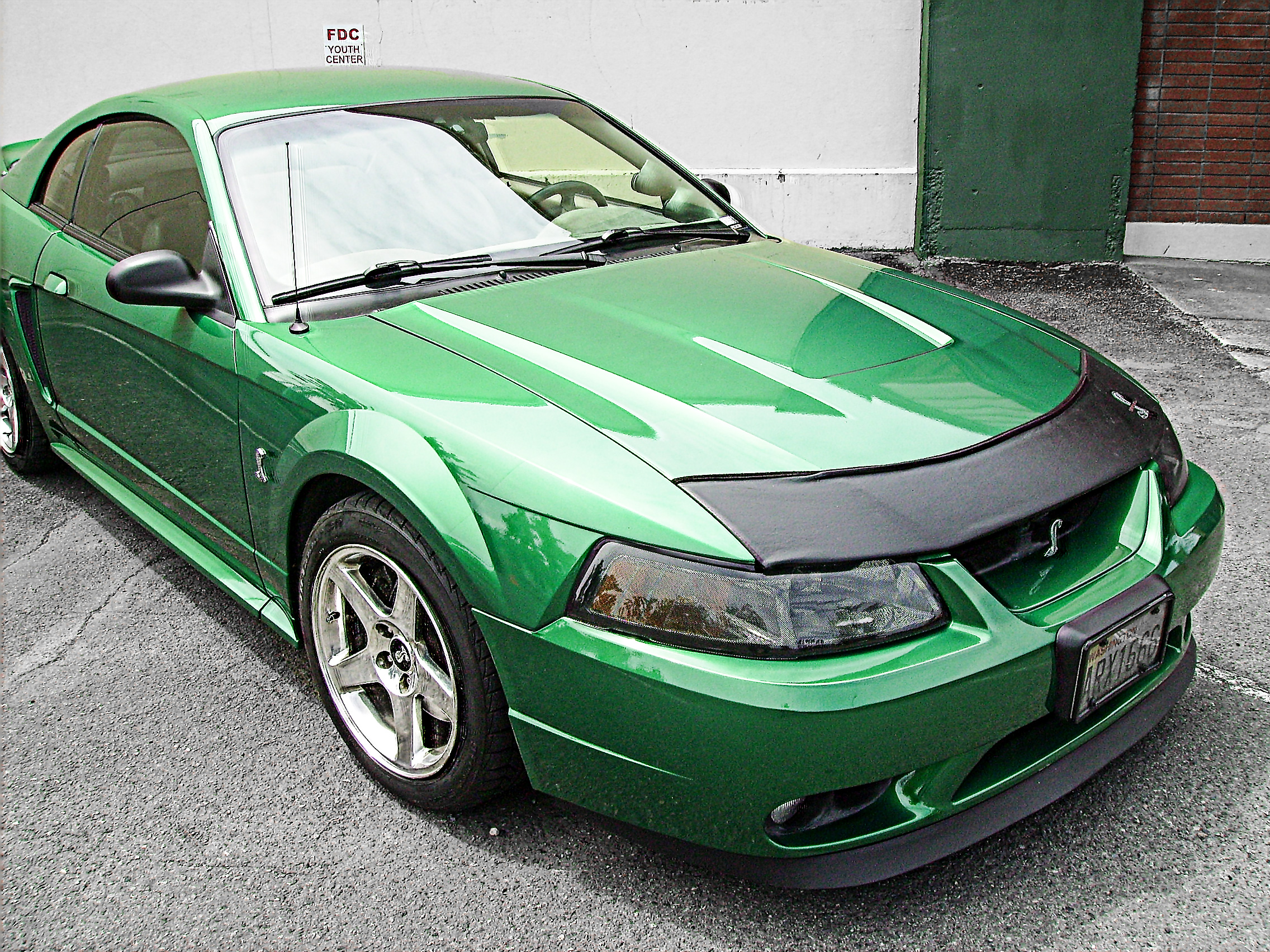The Ford Motor Company Team Of Very Special Designers Had Fun Back In 1998 Designing And Developing All Knew 1999 Cobra Svt Model Mustang
