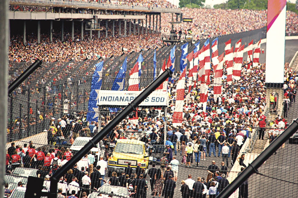 MY FIRST INDY 500: A Week of Fun and Excitement – Roddin